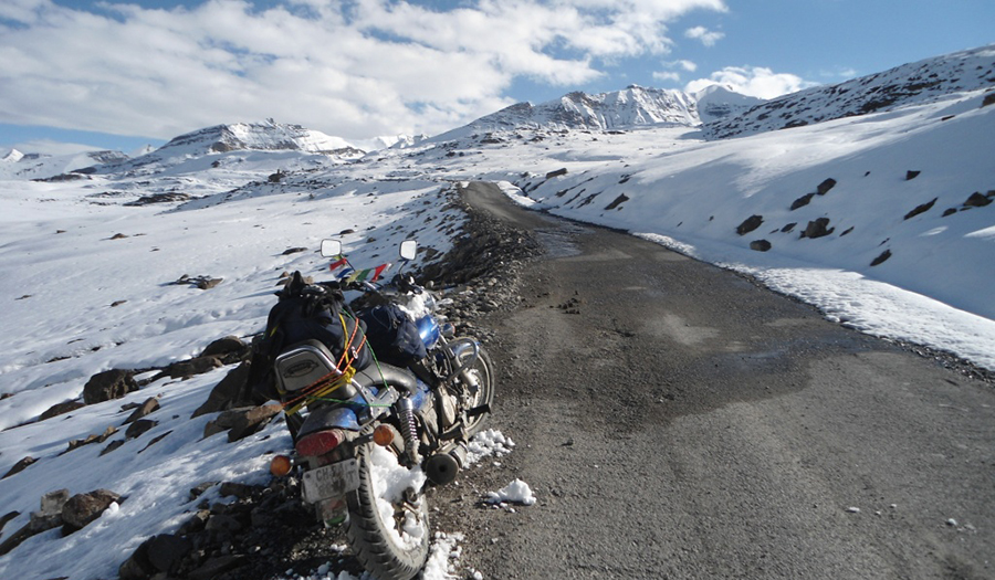 The highest Himalayan passes and the most scenic landscapes