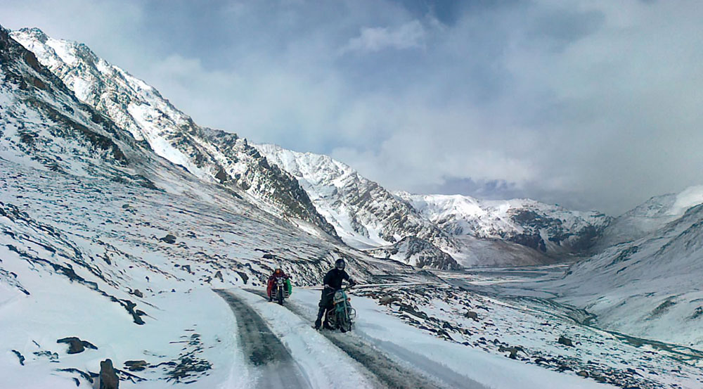 Bike Tour to Leh Ladakh