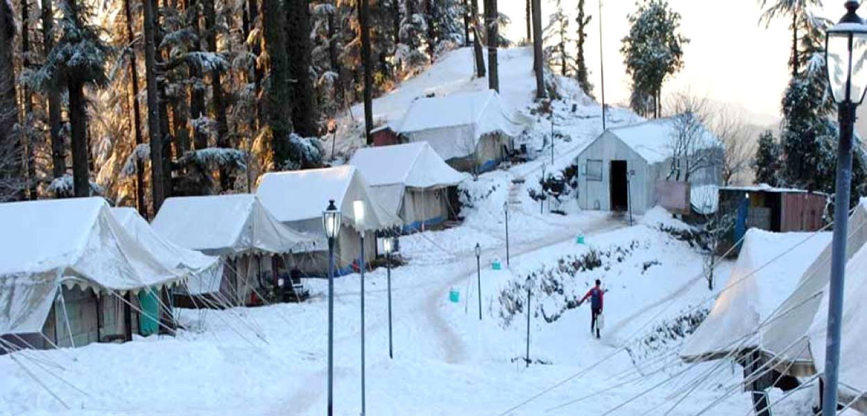 Mussoorie-camping