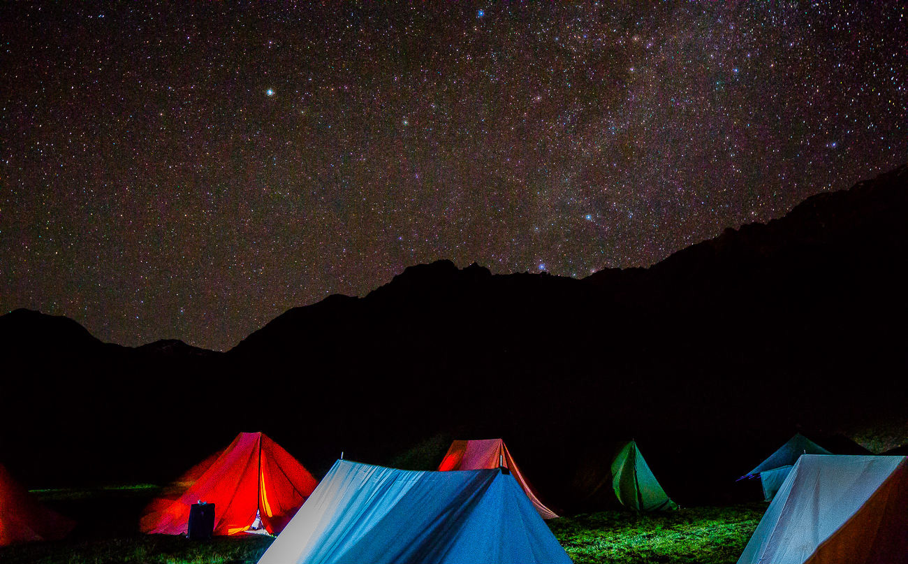 Top 10 Camping Places In India
