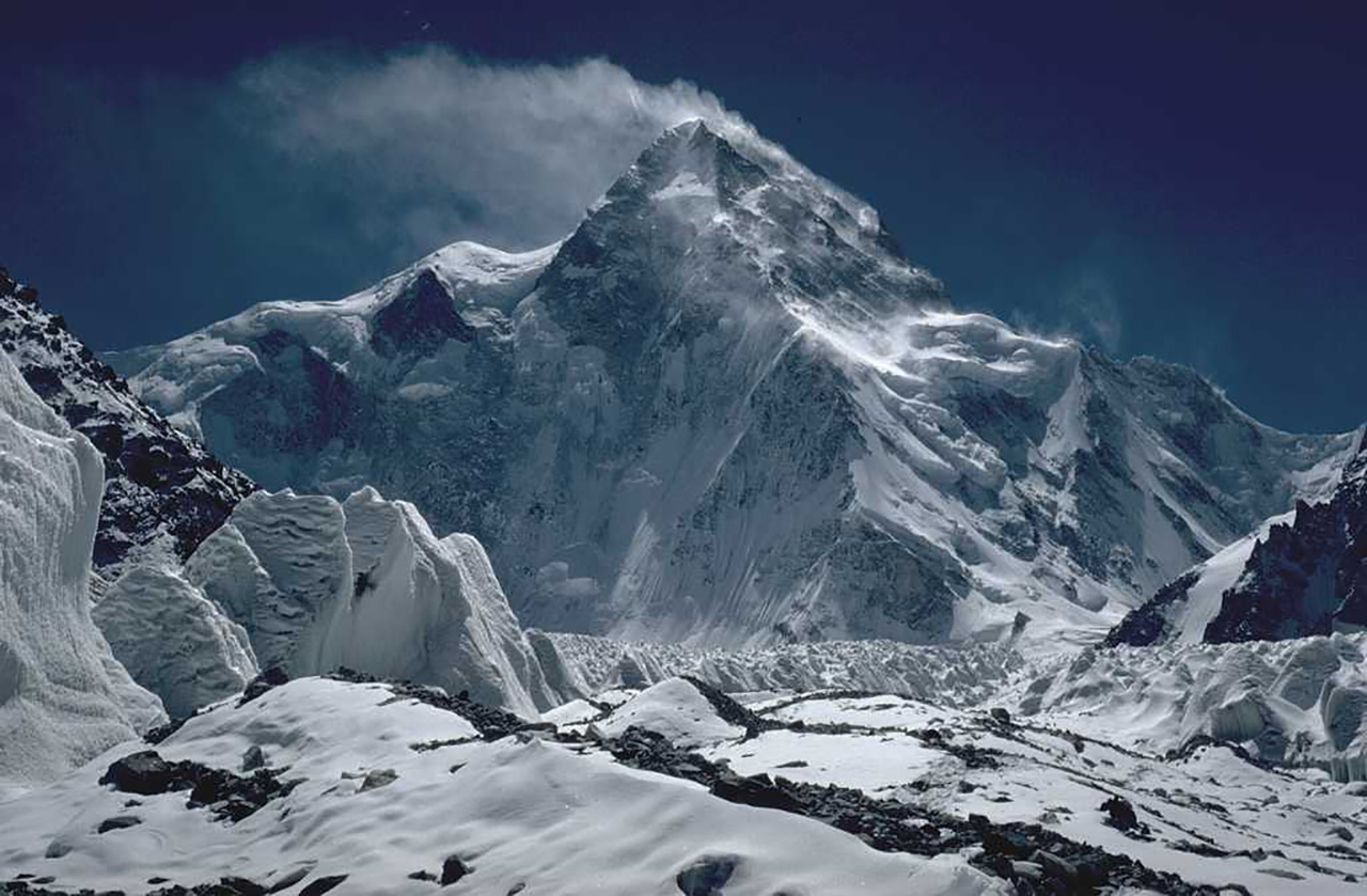 Greatest Mountains of the World - K2
