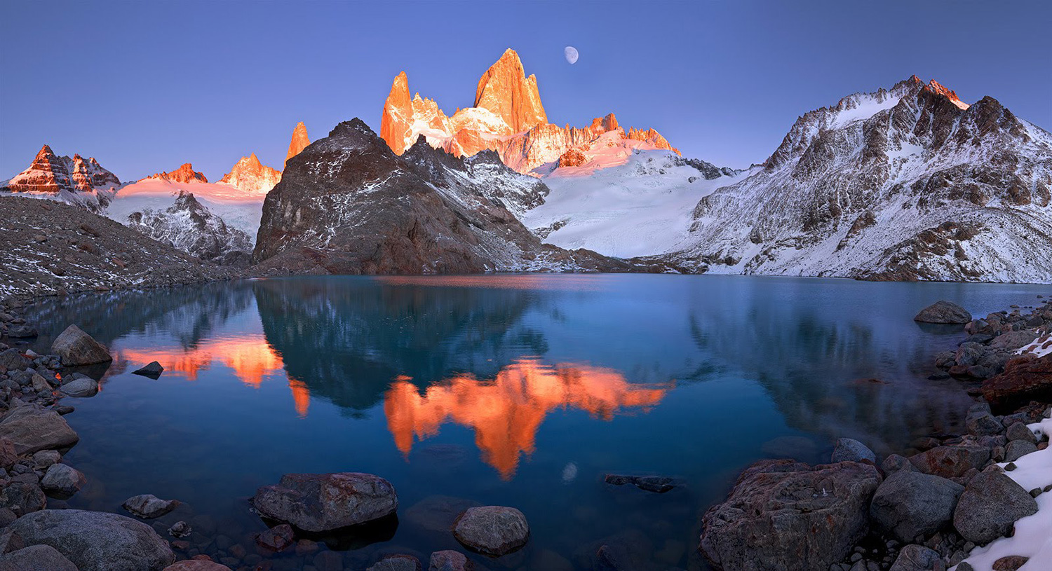Greatest Mountains of the World - Monte-Fitz-Roy