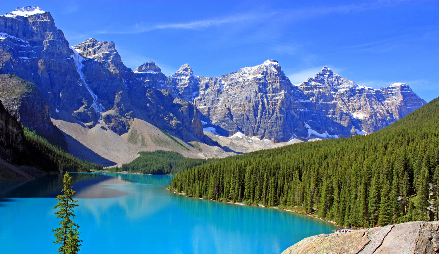 Greatest Mountains of the World - Mountains-of-Banff
