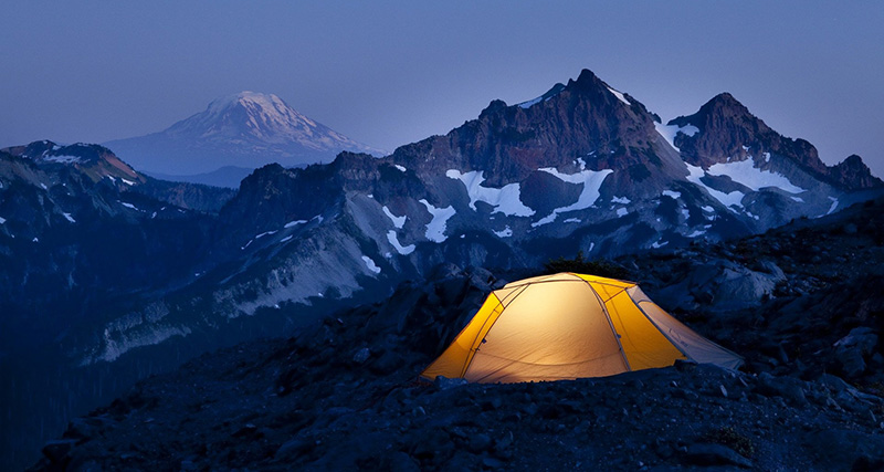 10 coolest tent pitches