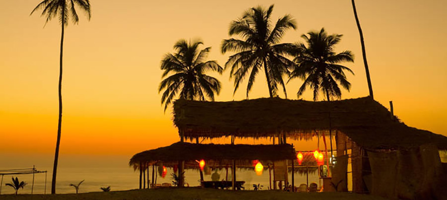 shacks-in-goa