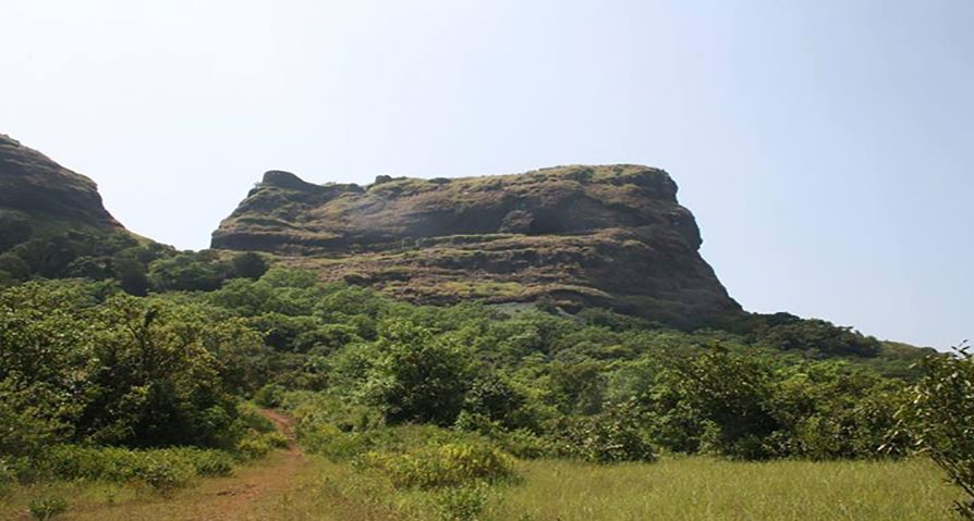 Trek to Ghangad Fort