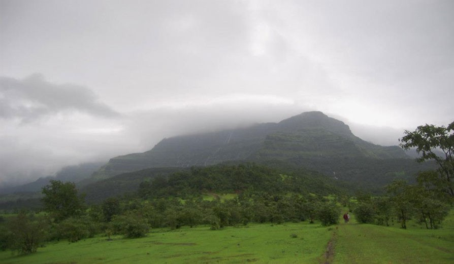 Trek to Ajoba Hills
