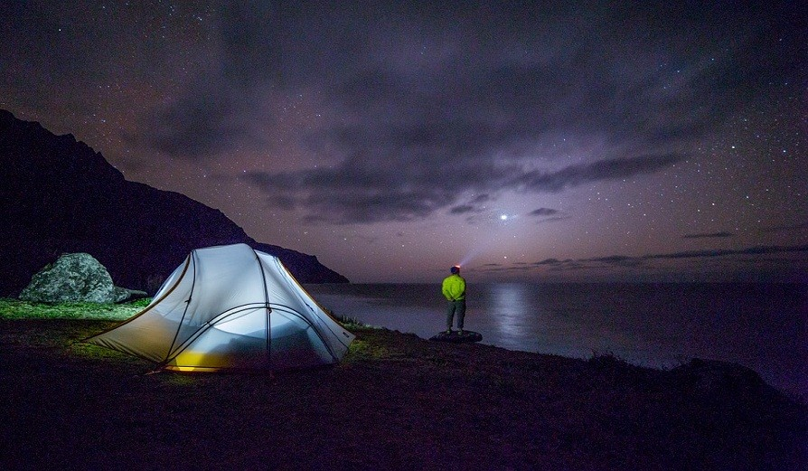 Star Gazing & Camping At Shahpu   Adventures365.in